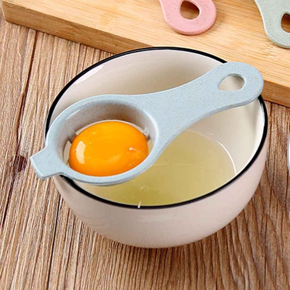 Stainless Steel Egg Yolk Separator Divider Cooking Kitchen Tool Sweet E4N3