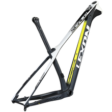 Carbon-Mtb-Frame Lexon 29er Mountain-Bike 148--12mm QR135 Size 15/17inch