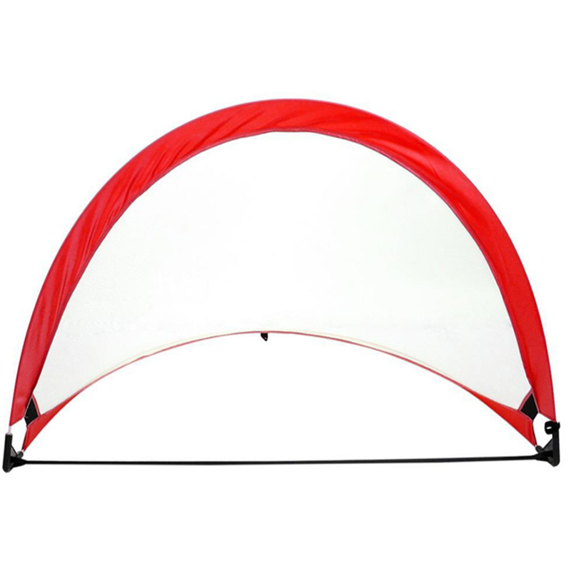 NEW-1 Piece Soccer Football Goal Net Folding Training Goal Net Tent Kids Indoor Outdoor Play Toy