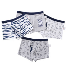 Boys Underwear Briefs Children Panties Baby Boxer Teenager Kids Cotton Soft for 6pcs/Lot