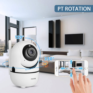 Image 2 - Fuers cámara IP de seguridad para el hogar, 1080P, aplicación Tuya, seguimiento automático, CCTV, inalámbrica, WiFi, Monito para bebé