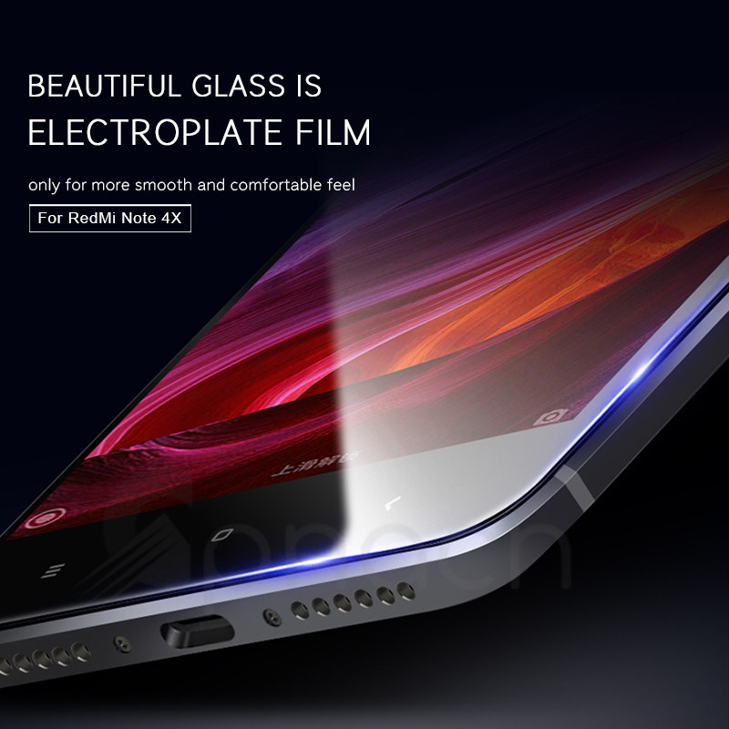 Image 5 - 9D Protective Glass For Xiaomi Redmi Note 4 4X 5 5A Pro Screen Protector For Redmi 5 Plus S2 4X 5A Tempered Glass Film Case-in Phone Screen Protectors from Cellphones & Telecommunications