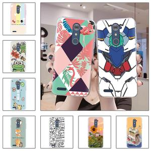 New Arrival Dirt-resistant Phone Case For ZTE Blade Z MAX Pro Z981 Durable For Man Cute Cover(China)