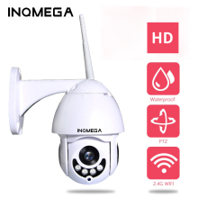 INQMEGA 1080P HD PTZ IP Camera Outdoor WIFI Camera Super Speed Dome CCTV Security Cameras Onvif Camera P2P APP XM
