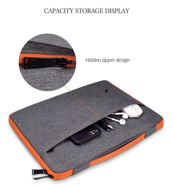 Torebki na laptopa torebki rękaw pokrowca na Chuwi Herobook Air Pro Aerobook Surbook Lapbook SE 13.3 air 14.1 Hi13 13.5 hi12 torba na notebooka