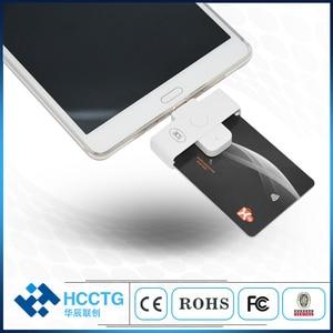 Image 2 - Mini ISO 7816 EMV IC Chip USB Micro B/ Type C/ Type A Smart Card Reader ACR38/39U Series