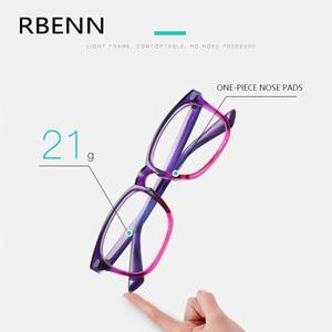 Image 3 - RBENN Anti Blue Light Computer Men Glasses Women Blue Light Blocking Eyewear Radiation Protection Gaming Eyeglasses Frame