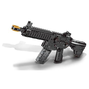 New Xingbao 24003 Toy Gun Model High Simulation HK-416-D Set Building Blocks Bricks Toys for Boys Building Toys Christmas Gifts