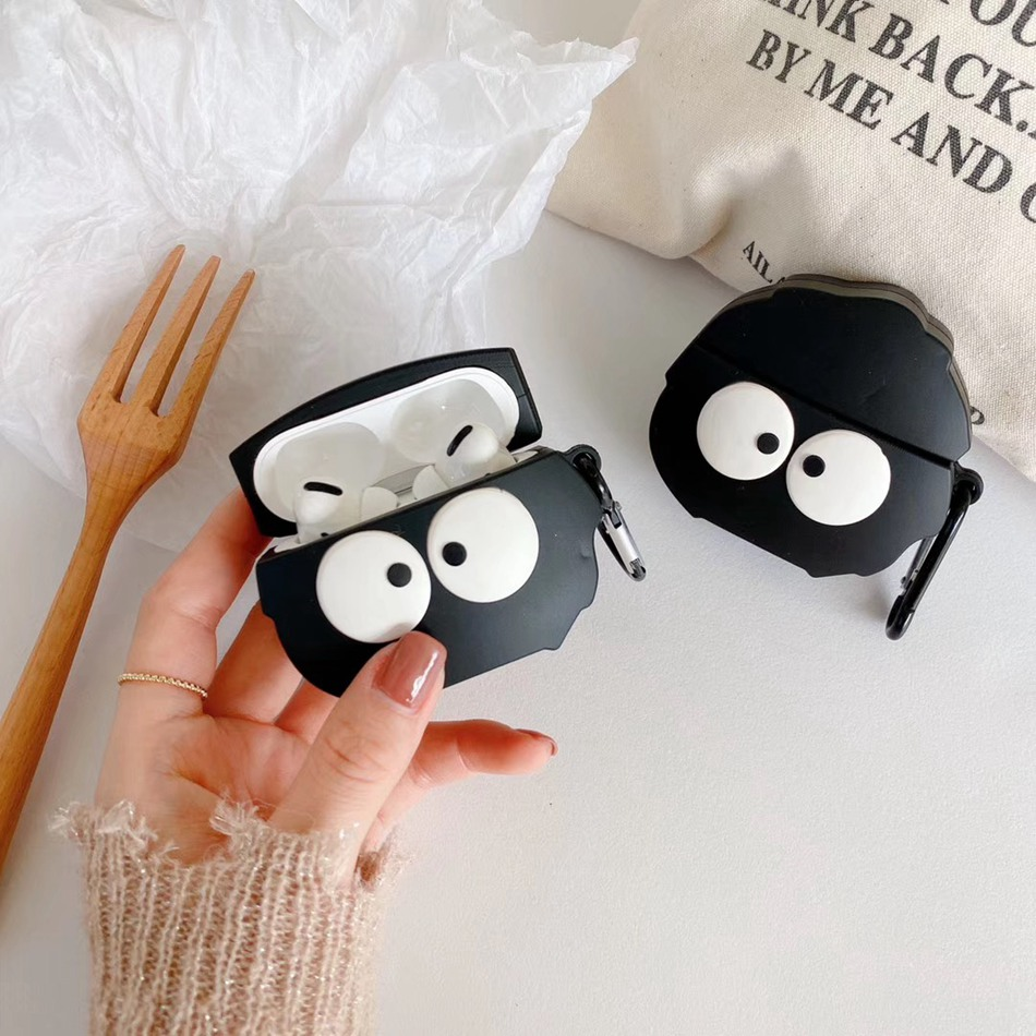 Cute 3D Silicone Case for AirPods Pro 14