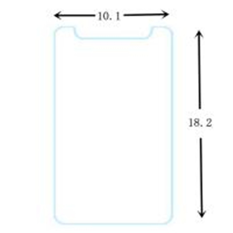 9H Tempered Glass Screen Protector Universal For 7