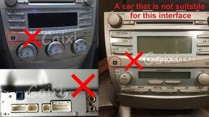 Image 5 - CaiXi 2din 9 인치 2.5D 안드로이드 9.0 자동차 DVD 라디오 멀티미디어 플레이어 도요타 캠리 2007 2008 2009 2010 2011 네비게이션 gps