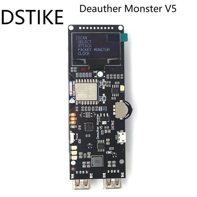 DSTIKE WiFi Deauther Monster V5