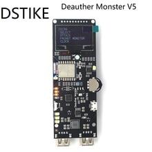 لوحة تطوير DSTIKE WiFi Deauther beast V5