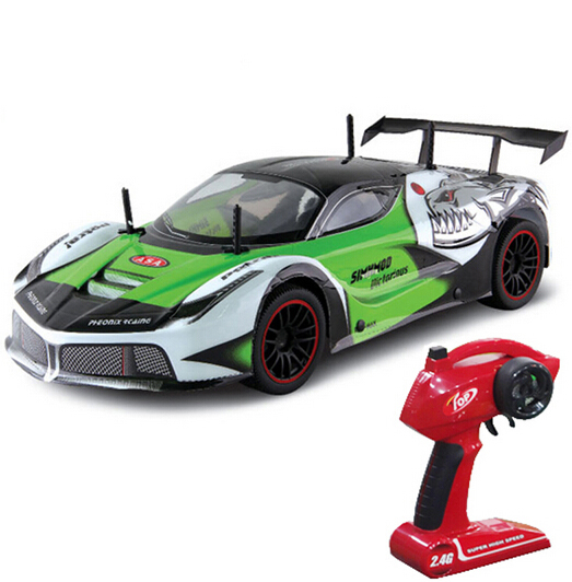 <font><b>1:10</b></font> big <font><b>RC</b></font> Car 40km/h High Speed Racing <font><b>Drift</b></font> Monster Truck Pickup/GTR/GT 2.4G Remote Control Vehicle Model Electric Toys image