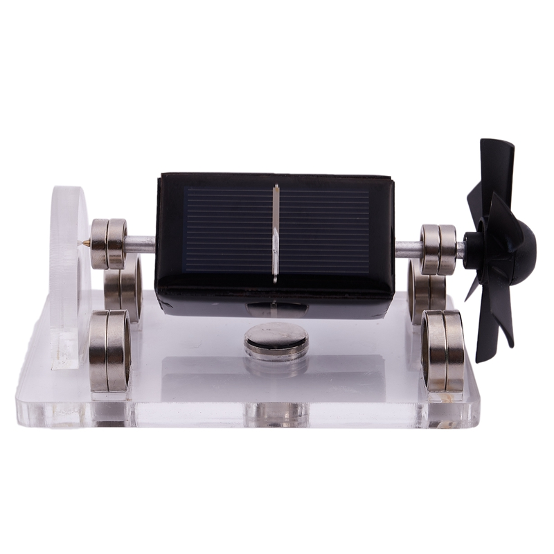 Novo-modelo de levitação netic solar levitando mendocino motor modelo educacional st41