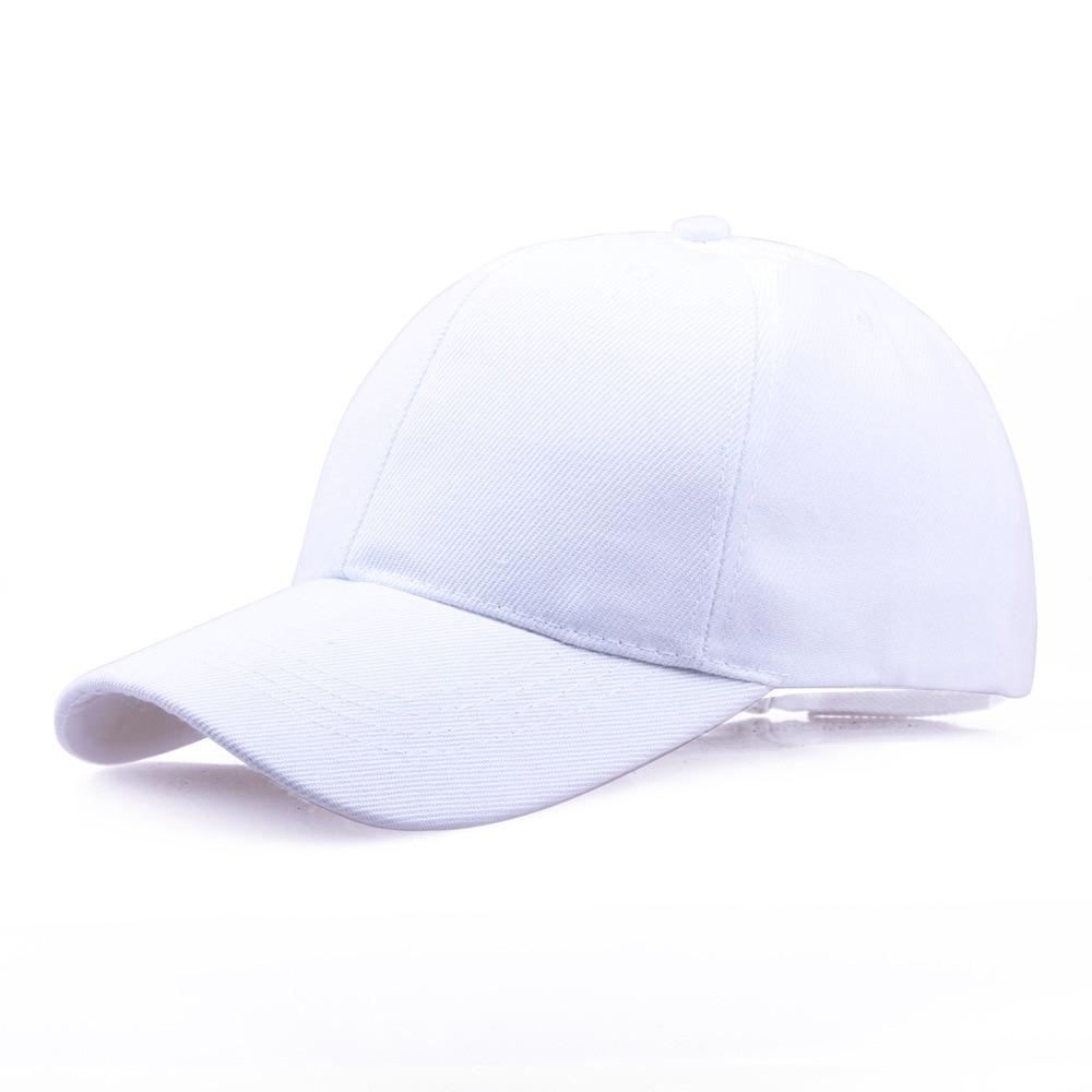 Berretto nero berretto da Baseball tinta unita cappellini Snapback cappelli Casquette cappelli Casual Gorras Hip Hop papà cappelli per uomo donna Unisex 2
