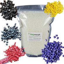 100g polymorph i 5 kolorów zestawy formowalne plastikowe Instamorph kształt Shifter Thing Plastimake termoplastyczne dla hobbystów tanie tanio leictory LK072 Polycaprolactone 0 5 cm