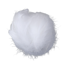 17 Colors White Goose feather 5-8cm DIY Jewelry Accessory feathers for Crafts Wedding Party Decoration Plume(China)
