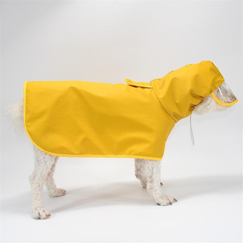 Dog Raincoat  (7)