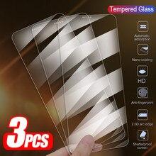 Película protetora de vidro temperado para huawei, película para proteção de tela honor 7a Dua-L22 5.45, honor 7a pro AUM-AL29 5.7 3 pçs honer 7 a