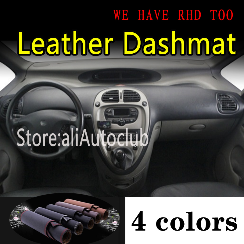 For Citroen Xsara Picasso 2000-2010 Leather Dashmat Dashboard Cover Dash Mat Sunshade Carpet Car Styling Auto Accessories
