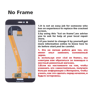 Image 2 - HUAWEI Original Nova 2 LCD Display Touch Screen Digitizer For Huawei Nova2 Display with Frame Replacement PIC AL00 PIC TL00