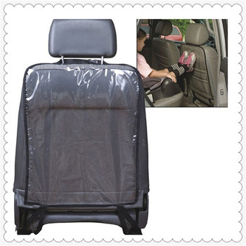 Kids Mud Dirt car Seat Cover Cushion Kick Mat Pad for Forester Outback Lmpreza Justy XV XT RX SVX Loyale BRZ Any Car Legacy image