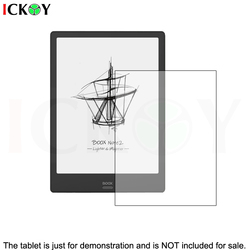2pcs Matte/Clear LCD Screen Protector Cover Anti-Scratch Shield Film Skin for ONYX BOOX Note 2 Note2 10.3 inch Accessories