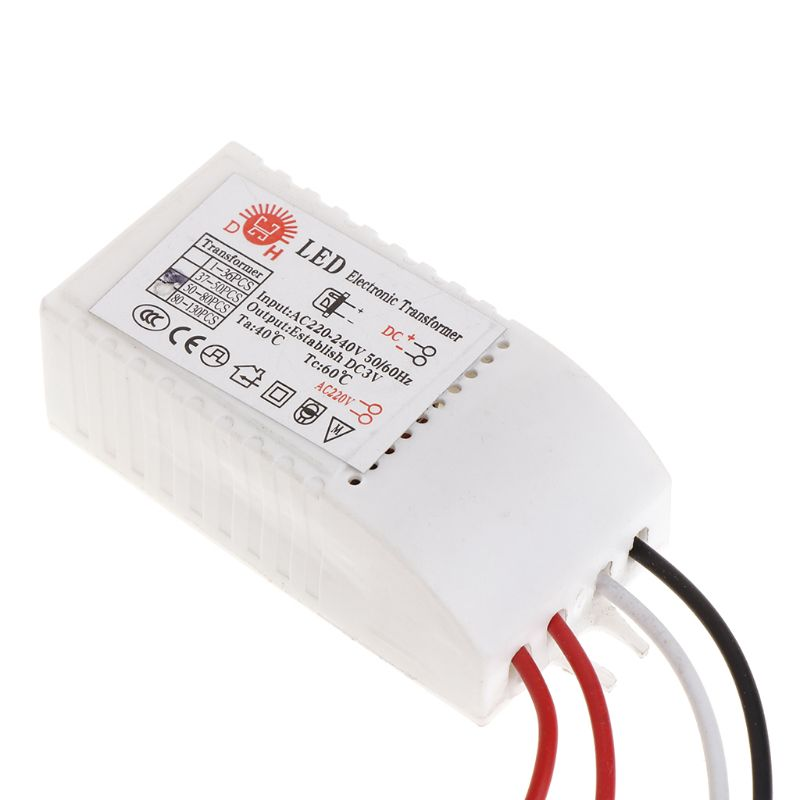 Electronic AC 220-240V Transformer Driver For String 56-80pcs LED Power Supply