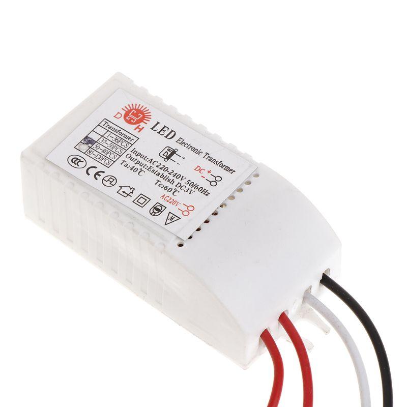 Electronic AC 220-240V Transformer Driver For String 56-80pcs LED Power Supply