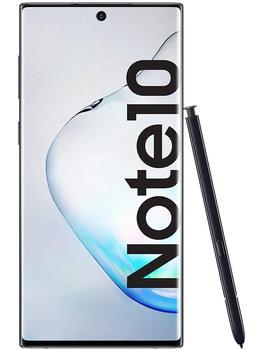 Купить Смартфон samsung Galaxy Note 10 N970 (8 ГБ/256 ГБ, черный, две sim-карты, бесплатно, 3500 мАч, 10 Мп Dual Pixel AF, Испанская версия)