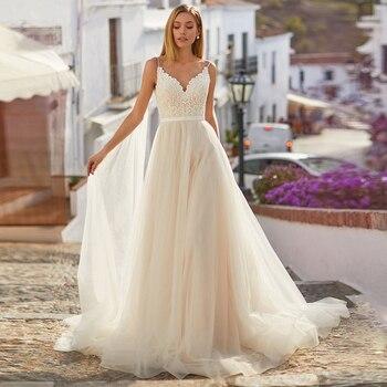 Robe de Mariée Bohème Romantique Sarah