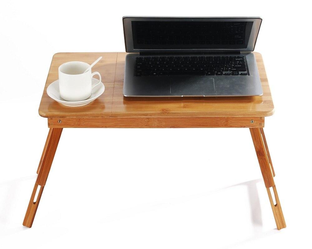 Table pliante mobile pour lit, dortoir, bureau, bureau, baie vitrée, Table de lit, pour ordinateur portable