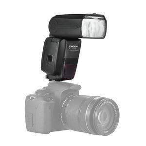 Image 2 - Yongnuo YN600EX RT II 2.4G kablosuz flaş Speedlite TTL optik HSS Master YN E3 RT Canon 600d 7d 700d 5diii 5d mark iv 60d