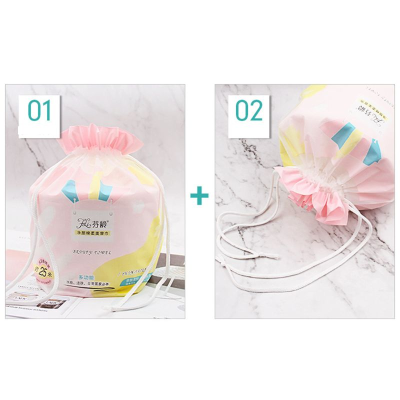 One Roll Disposable Cleaning Face Towel Cotton Soft Beauty Towel Skin Care Tool NEW