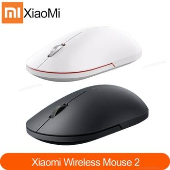 Xiaomi Wireless Mouse 2 2.4GHz 1000dpi Game Mouses Optical Mouse Mice Mini Ergonomic Portable Mouse