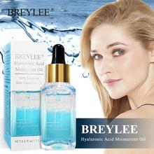 BREYLEE Hyaluronic Acid Essential Oil Anti-Wrinkle Anti-Aging Moisturizer Facial Serum Nourishing Whitening Face Skin Care 17ml все цены