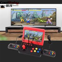 Mini 7 Inch Handheld Arcade Game Retro Machines for Kids with 3000 Classic Video Games