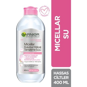 Make-up Cleansing Water Garnier Micellar Flawless 400ML 1