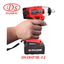 цена на DS 18V Charging Wrench 190N.M Electric Impact Wrench DS18SP3B-LI Electric Bolt Impact Drill Power Tool 1PC