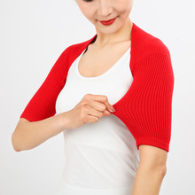 Warm Shoulder Pad Autumn And Winter Cold Men's Women's Protection Shoulder Multi--Knitted Shoulder Pad