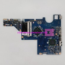 Echte 616449 001 UMA GL40 DDR2 DAAX3MB16A1 DAAX3MB16A2 Laptop Motherboard Mainboard für HP CQ62 G62 G72 Serie NoteBook PC