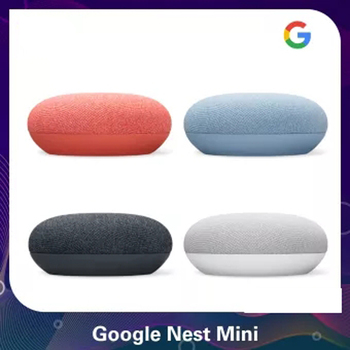 Oryginalny nowy Mini głośnik Google Nest (2 Generacji Google Home Mini) -nowy oryginalny szczelny przenośny głośnik Bluetooth tanie i dobre opinie QUMOX WiFi Przenośne Brak NONE DWUKIERUNKOWE US (pochodzenie) 25 W