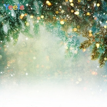 Yeele Christmas Backdrop Winter Tree Snow Newborn Baby Portrait Photography Background For Photo Studio Photocall Photophone free shipping diamete3m clear pvc large snowing snow globe with christmas tree backdrop advertising exhibition outdoor snow glob