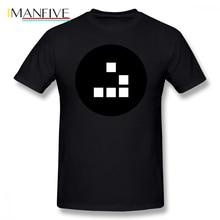 цена Ramones T Shirt The Ramens Carton Print Tee Shirt Summer Men's T Shirts Basic Short Sleeve Male Cotton T-Shirt Plus Size 5XL 5XL онлайн в 2017 году