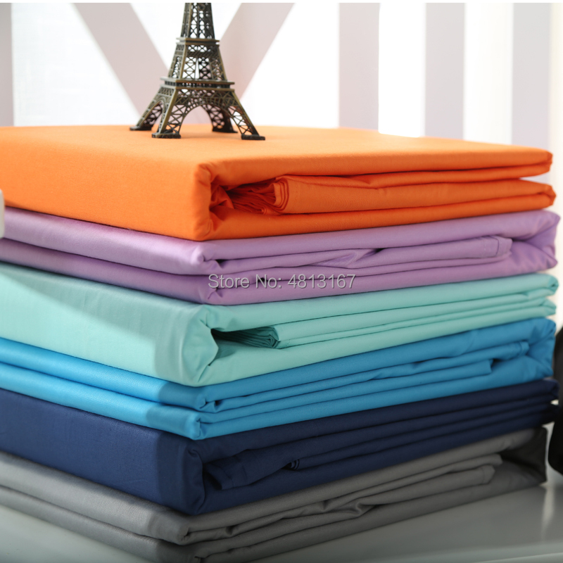 Egyptian Cotton Bed Sheets Flat Sheet Bedding Top Sheet Pure / Plain Colour Black White Gray Twin Full Queen King