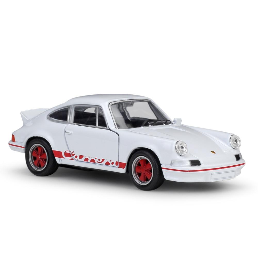 1:36 Welly Porsche Carrera RS 1973 Die-cast Model Car