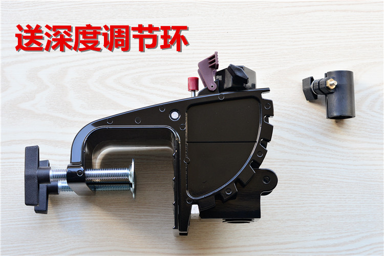 Electric Propeller Electric Motor Parts Outboard Machine | Aluminum Alloy Rack Bracket Assembly