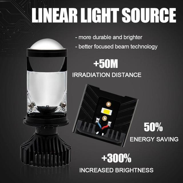 H4 H7 H1 H3 H11 H13 H27 880 HB3 HB4 9004 9007 8000Lm Ice COB 6500K 4500K Auto Fog Light T9LED Canbus Car Headlights Bulb LED 1