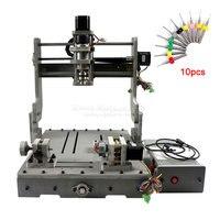 4 Axis CNC milling Machine CNC 3040 diy 3D usb drilling and engraving machine